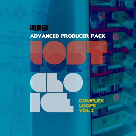 Alola Records Lost For Choice Complex Loops Vol.3 WAV